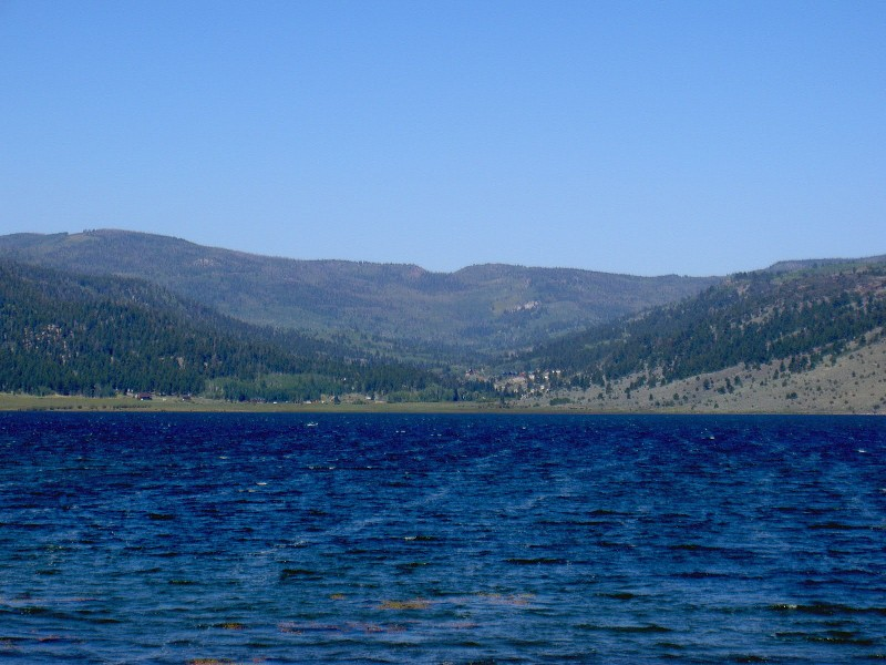 Panguitch Lake, Utah